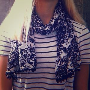 Disney Mickey Mouse scarf!!